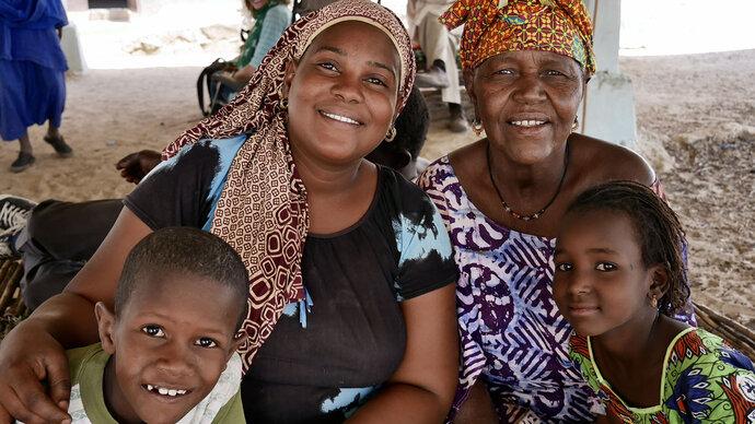 BBSRC Mothers and children. Credit:Miss Poppy Berdoy-Webster