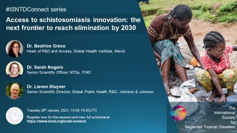 Access to schistosomiasis innovation: the next frontier to reach elimination by 2030